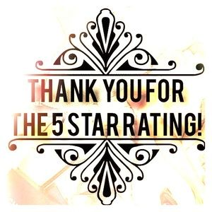 Thank you so much! 😍💋🌟🌟🌟🌟🌟